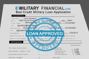 Bad Credit Military Loans >> Military Loans Militaryfinancial Com