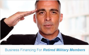 Business Loans for Military Members